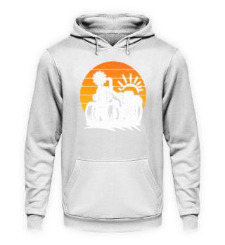 Landwirt · Traktor · Traktor Sonne