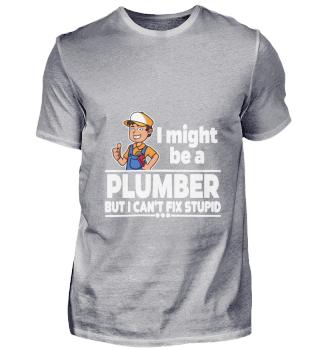 D001-0301A Proud Plumber Klempner - Can'