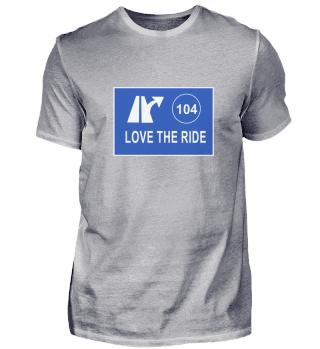 Ausfahrt Love The Ride - Samerberg