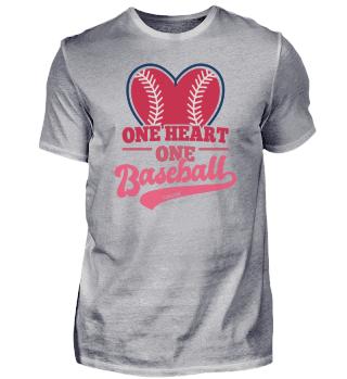 One Heart One Baseball