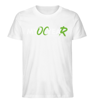 myOCyeaR T-Shirt BIO