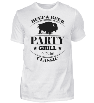 ☛ Partygrill - Classic - Beef #1S