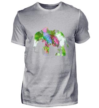 Elefant Malerei Kunst | Künstler Tiere
