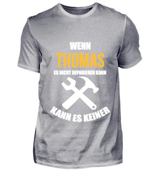 Reparieren T-Shirt (Personalisierbar)