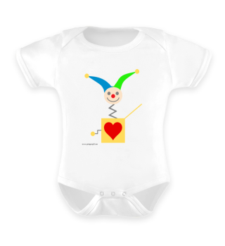 Springteufel -Happy Baby - Body