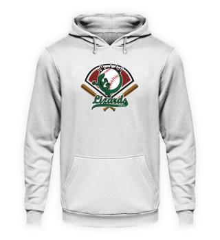 Lizards Basic Hoodie Baseball