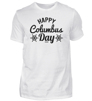 Christopher Columbus Day sailors USA