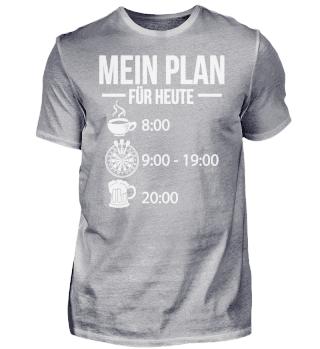 Mein Plan für heute