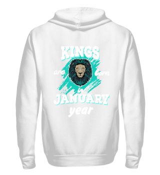 kings are in january born year edition