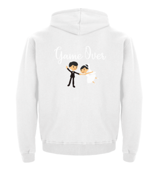 Wedding Game Over Bride and Groom - Gift