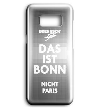 Handyhülle Das ist Bonn nicht Paris