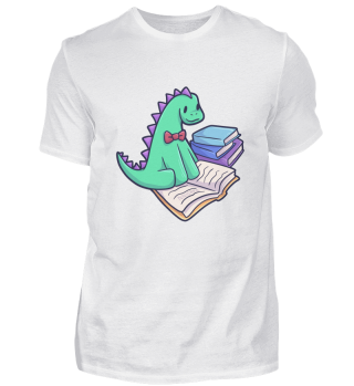 One More Chapter dinosaur gift