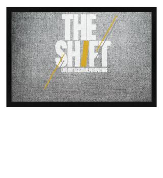 THE SHIFT Fussmatte