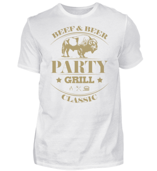 ☛ Partygrill - Classic - Beef #3G