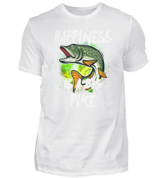 Happiness is a big pike