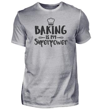 Baking Cooking Kitchen Superpower