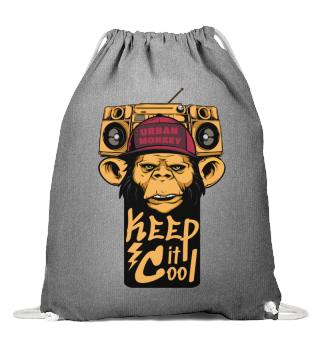 Gymsack Urban Monkey Ramirez