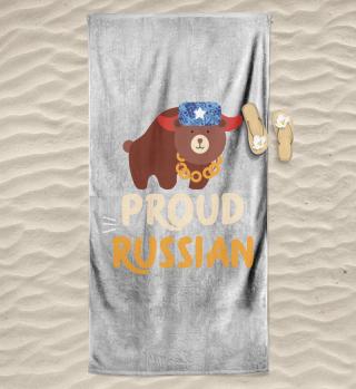 Russia Proud Russian Russian Bear