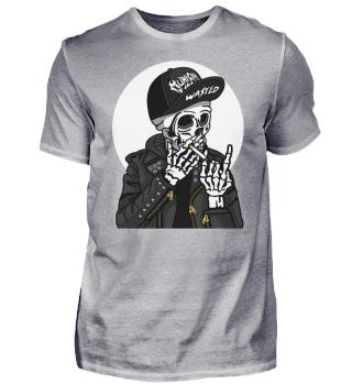 ☛ Skull Punk #20.1