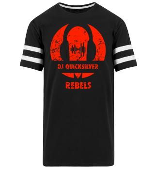 Dj Quicksilver Rebels limited