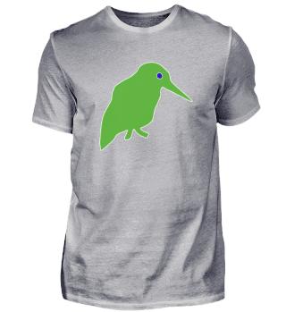 Süßer Grüner Vogel