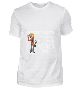 D001-0111A Proud Architect Architekt - T