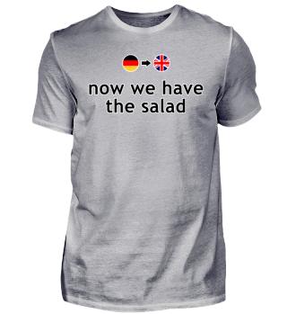 Wortwörtlich Deutsch Englisch - salad