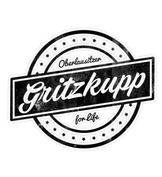 Gritzkupp - Oberlausitz Aufkleber