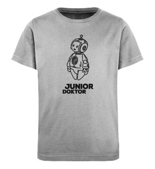 JUNIORDOKTOR T-Shirt weiß