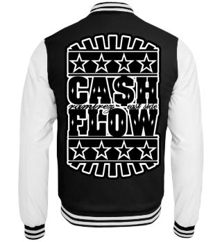 Herren College Jacke Cash Flow BW Ramirez