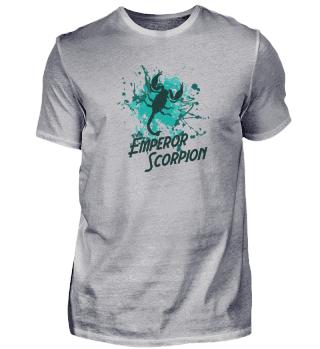 Terrarium Skorpion