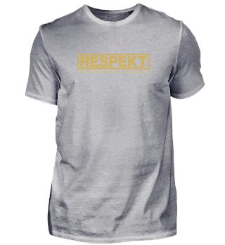 Be Different - Respekt setzt ein ...