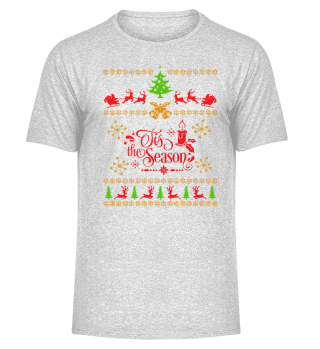 UGLY CHRISTMAS DESIGN - STRICKMUSTER #7.20