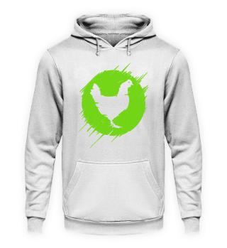 Huhn Hühner Landwirt · Huhn