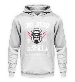 jiu jitsu gorilla martial arts fighting
