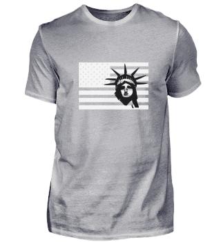 AMERICAN STATUE OF LIBERTY (w)