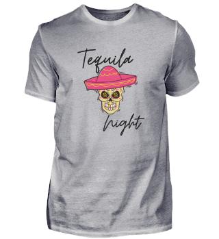 Tequila Night Shirt Basic