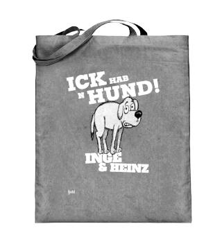 fjedn! | Inge & Heinz | Hundebeutel