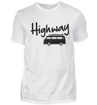 Highway - Cool Vibrant Shirt