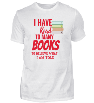 i HAVE READ TO MANY BOOKS