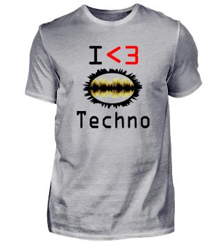 I LOVE Musik Techno