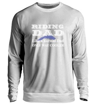 Riding Dad