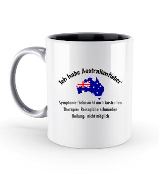 Australienfieber - Tasse - Australien