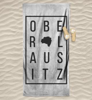 Oberlausitz Badetuch