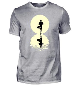 Moon Yoga Tshirt