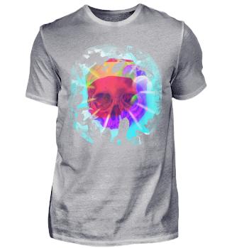 Pop-Art Skull