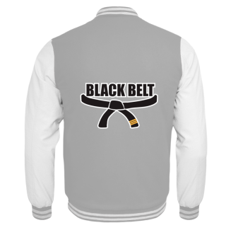 Martial Arts Black Belt - Gift Idea