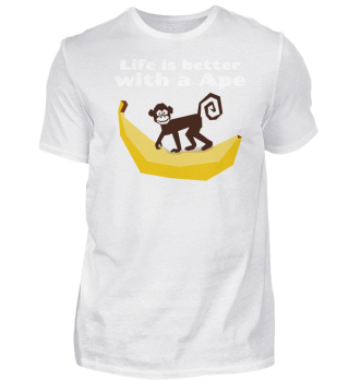 Life is better with a Ape