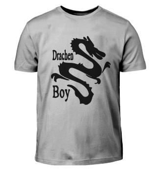 Drachen Boy T-Schirt