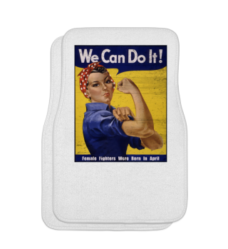 WE CAN DO IT - Emanzipation born 04